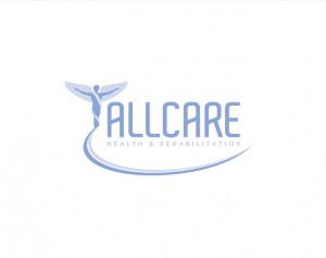 allcare health and rehabilitation branding and logo design by ocreations in pittsburgh