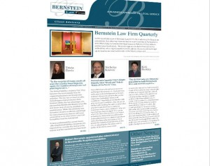 bernstein law firm web design and web mail by ocreations in pittsburgh