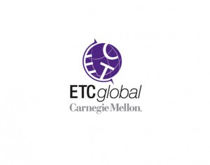 carnegie mellon etc global branding and logo design by ocreations in pittsburgh