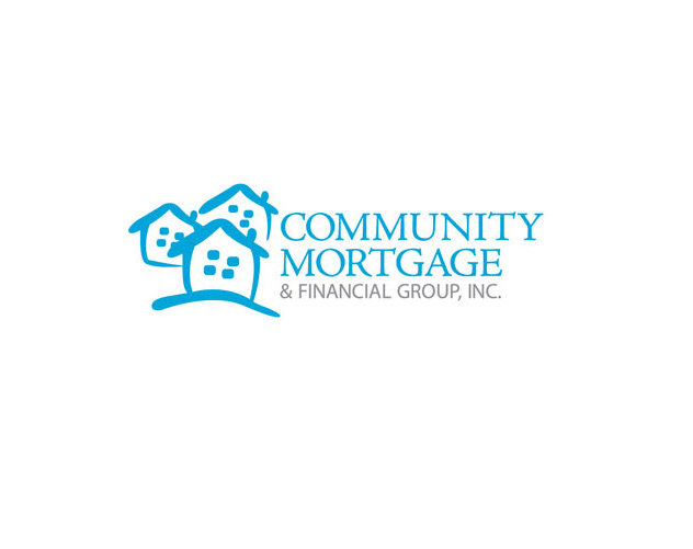 community mortgage branding and logo design by ocreations in pittsburgh