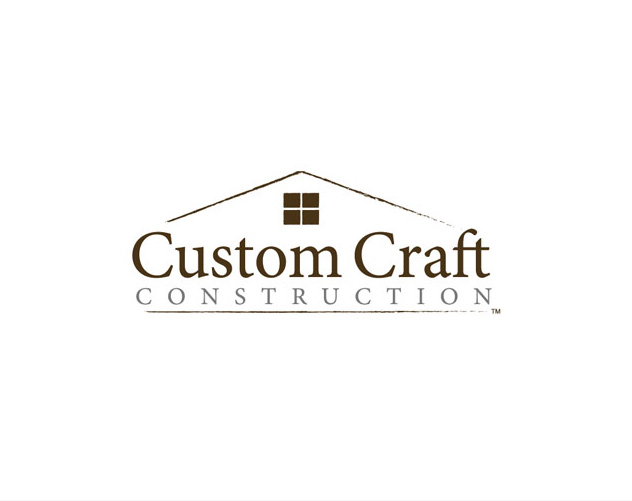 custom craft construction branding and logo design by ocreations in pittsburgh
