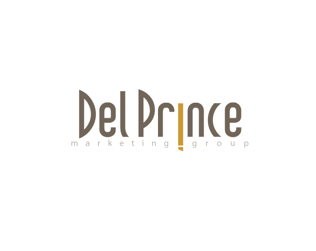 del prince marketing group branding and logo design by ocreations in pittsburgh