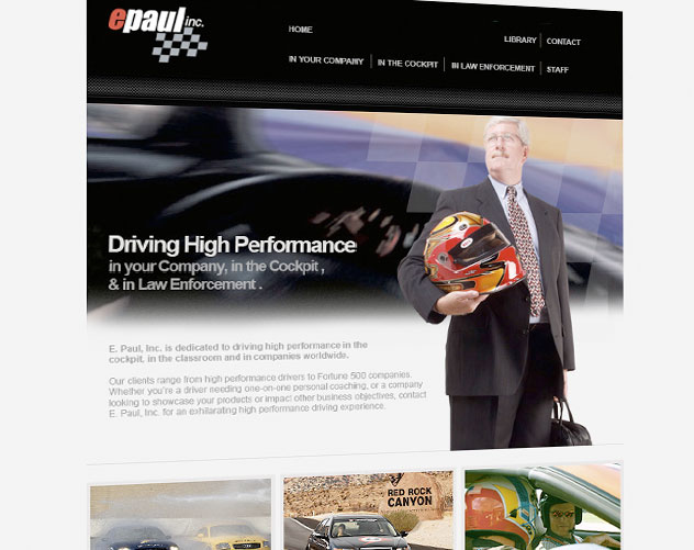 epaul inc web design and web mail by ocreations in pittsburgh