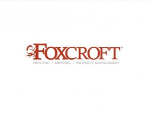 foxcroft print shipping property management branding and logo design by ocreations in pittsburgh