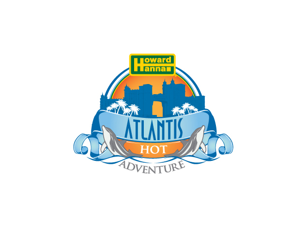 howard hanna atlantis adventure branding and logo design by ocreations in pittsburgh