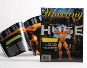 in wheeling magazine publications and print design by ocreations in pittsburgh