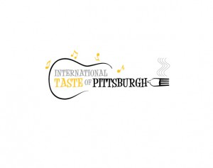 international taste of pittsburgh branding and logo design by ocreations in pittsburgh