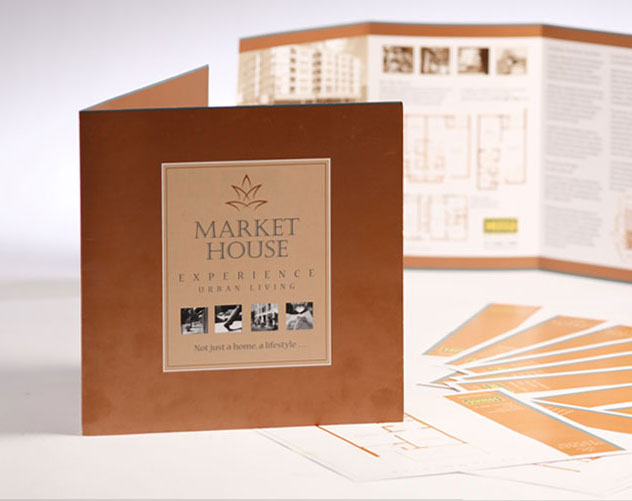 market house brochure publications and print design by ocreations in pittsburgh