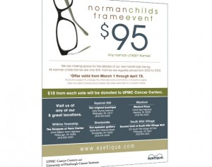 norman childs eyewear web design and web mail by ocreations in pittsburgh