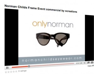 norman childs frame event commercial web design and web mail by ocreations in pittsburgh