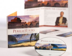 perillo tours direct mail brochure publications and print design by ocreations in pittsburgh