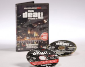 pittsburgh dat deal dvd movie package design by ocreations in pittsburgh