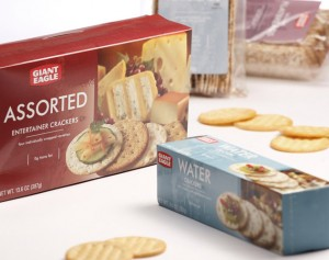 pittsburgh giant eagle crackers package design by ocreations in pittsburgh