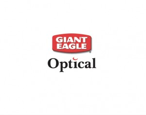 giant eagle optical branding and logo design by ocreations in pittsburgh