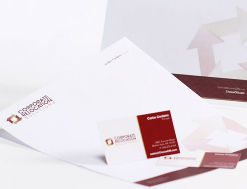 Corporate Relocation Solutions Branding Package