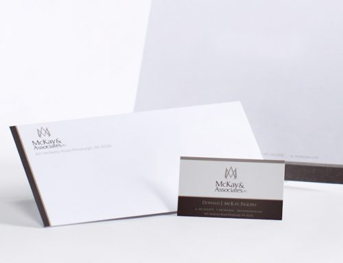 McKay Business Card and Letterhead