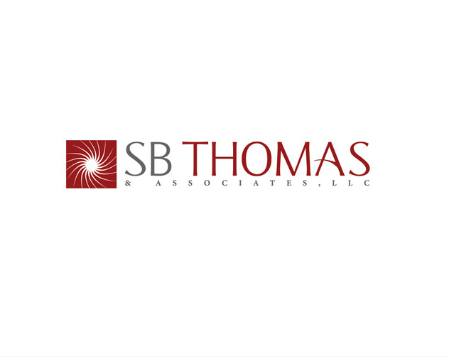 sb thomas associates llc branding and logo design by ocreations in pittsburgh