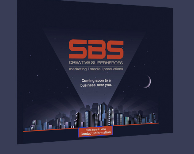 sbs creative superheros marketing web design and web mail by ocreations in pittsburgh