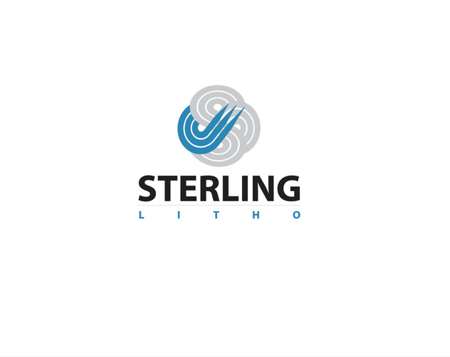 sterling litho branding and logo design by ocreations in pittsburgh
