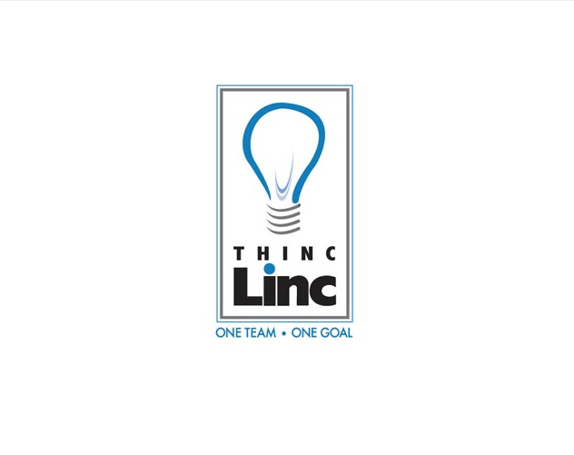thinc linc branding and logo design by ocreations in pittsburgh