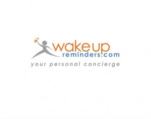 wakeup reminders branding and logo design by ocreations in pittsburgh