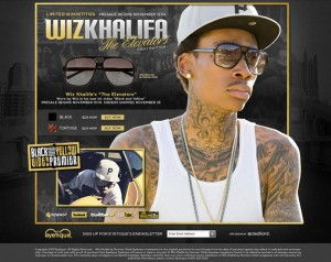website design by ocreations pittsburgh wiz khalifa by norman childs