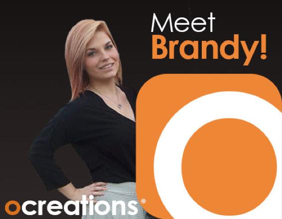 Brandy Baker ocreations Intern