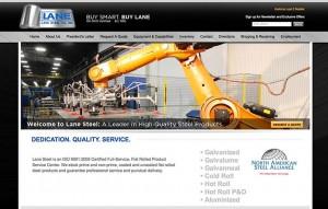 pittsburgh-web-design-lane-steel-co
