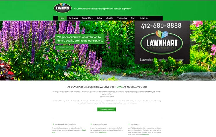 pittsburgh-web-design-lawnhart-landscaping
