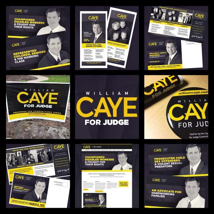 William Caye 2015 Campaign