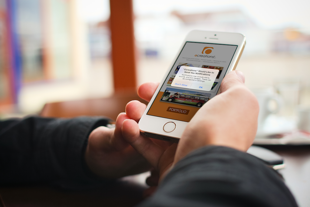 ocreations-Pittsburgh-graphic-design-app-push-notifications