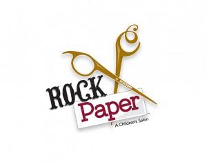 Pittsburgh branding logos Rock Paper Scizzors Salon