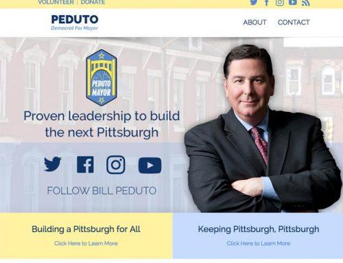 Peduto Website