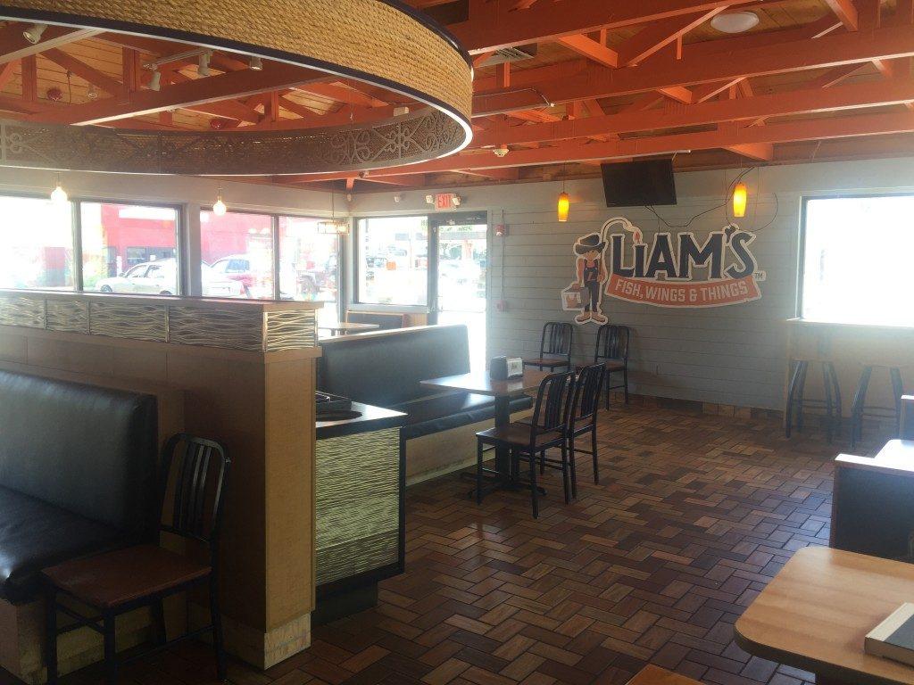 ocreations-branding-Liams-restaurant-interior