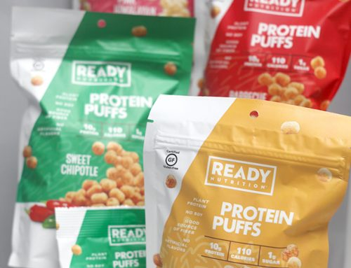 READY Nutrition: Protein Puffs
