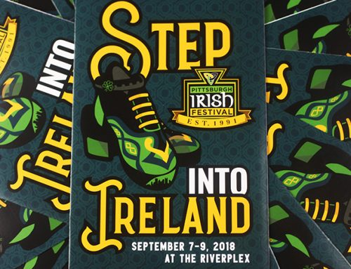 Pittsburgh Irish Fest 2018 Brochure