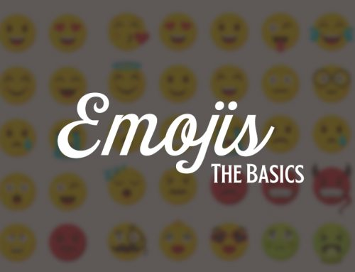 EMOJIS: THE BASICS