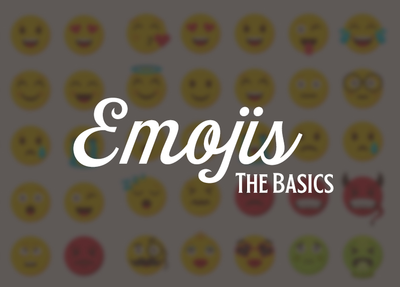 emojis the basics