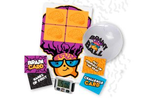 brainy ball game pieces