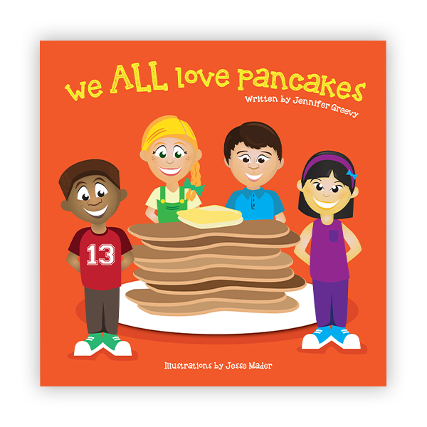 We All Love Pancakes