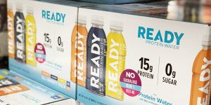 OCREATIONS CLIENT LAUNCHES READY ® WATER NATIONWIDE IN SAM'S CLUB!