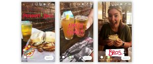 Primanti Bros. Instagram sticker GIF
