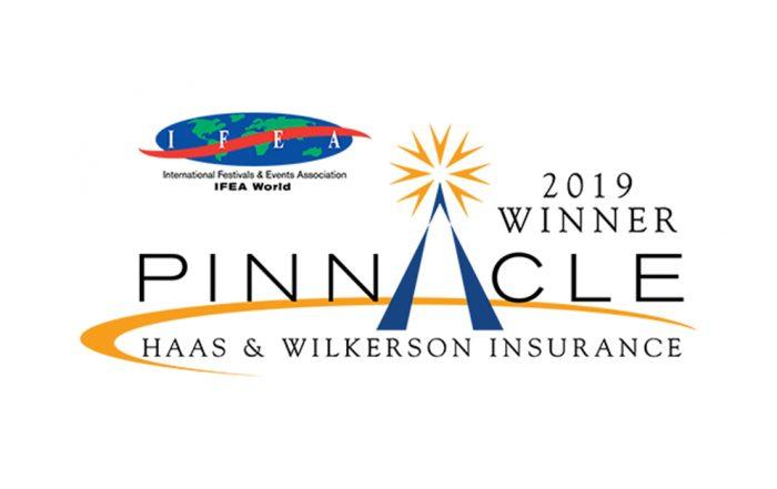 Pinnacle Award 2019 Winner