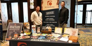 OCREATIONS ATTENDS AICF CONFERENCE