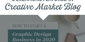 OCREATIONS FEATURED IN CREATIVE MARKET BLOG