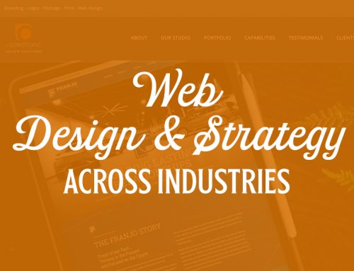 Web Design & Strategy Across Industries