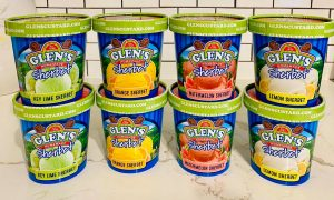 glens sherbet pint package design ocreations pittsburgh