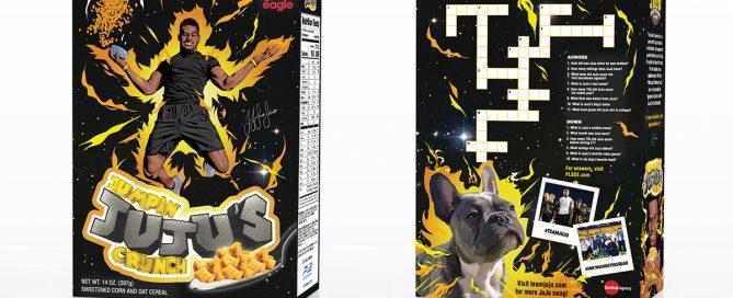 jumpin juju cereal box mockup