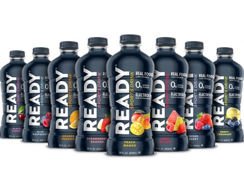 Packaging for Ready Nutrition – Ready Sports Drink