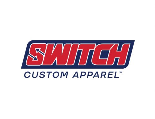 Switch Custom Apparel Logo